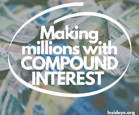 Making millions with COMPOUND INTEREST